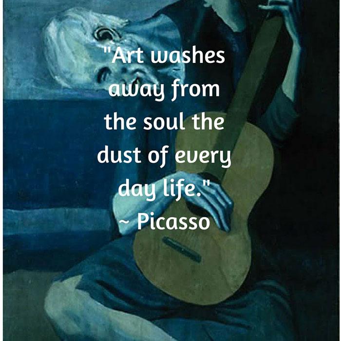 Quote Picasso