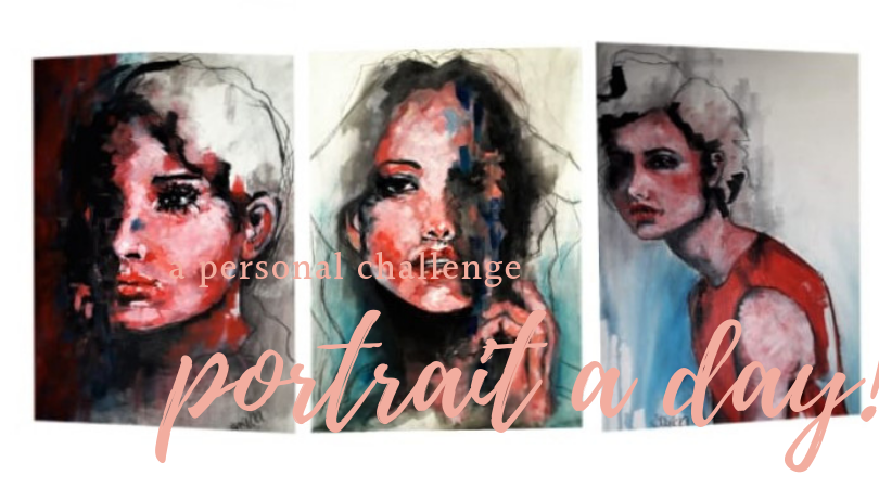 Read more about the article PORTRAIT A DAY.
