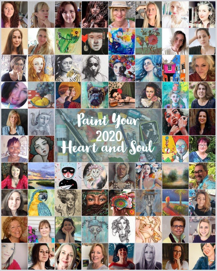 Paint Your Heart and Soul 2020