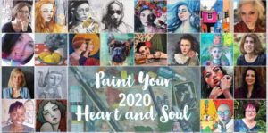 PAINT YOUR HEART AND SOUL 2020 IS OPEN FOR REGISTRATION, AND I'M GIVING AWAY A FREE SPOT!