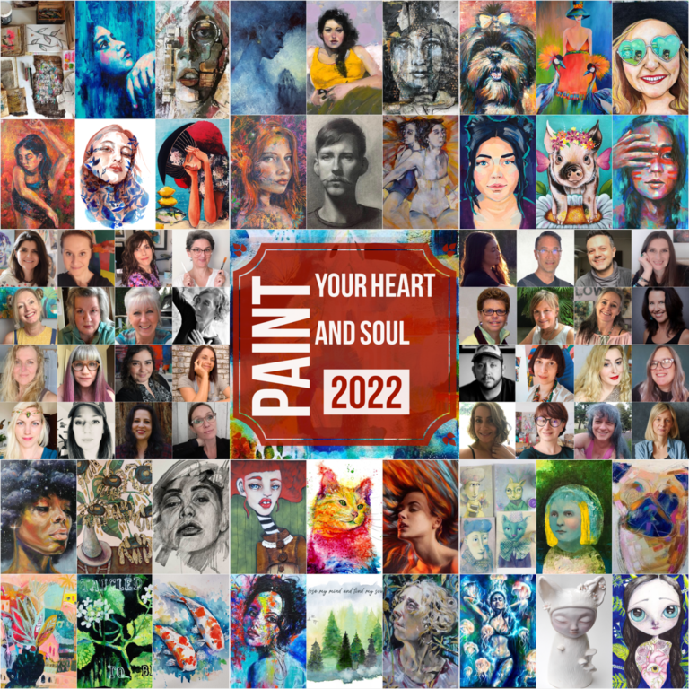 Paint Your Heart and Soul 2022